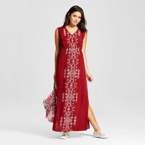 *3/$18*Xhilaration Floral Maxi Dress